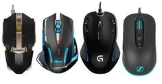 10 Best Budget Gaming Mouse of 2017