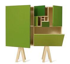 Aparador No 216 en formato DIN AO   Decoratrix   Decoración, diseño e interiorismo