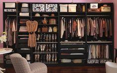 PAX Closet Organizer. IKEA.