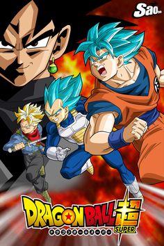 Dragon Ball Super Saga Black by SaoDVD on @DeviantArt