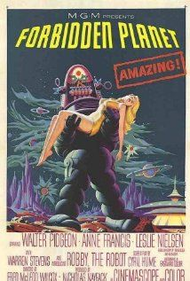 Forbidden Planet posters for sale online. Buy Forbidden Planet movie posters from Movie Poster Shop. We're your movie poster source for new releases and vintage movie posters. Horror Vintage, Retro Horror, Sci Fi Horror, Horror Films, Classic Sci Fi Movies, Classic Movie Posters, Retro Posters, Poster Vintage, Poster Print