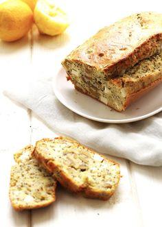 Olives, Biscuits, Un Cake, Feta, Banana Bread, Desserts, Recipes, Lemon Tarts, Blueberries