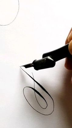 Here's a quick letter I calligraphy tutorial video for beginners calligraphers. I have further alphabets on the link as well as calligraphy quoted and other words. Calligraphy Alphabet Tutorial, Calligraphy Quotes, Calligraphy Letters, Modern Calligraphy, Lettering Design, Branding Design, Calligraphy For Beginners, Improve Your Handwriting, Handwritten Letters