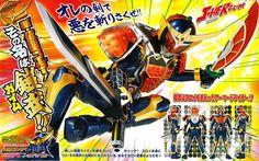 Assista o primeiro trailer do novo Kamen Rider - GAIM! - Vídeo - Herói