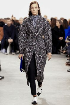 Proenza Schouler Automne Hiver 2014⎪New York Fashion Week www.modepaper.com