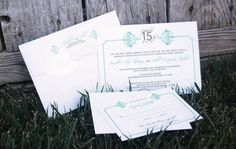 Punky's Designs - Wedding Invitations