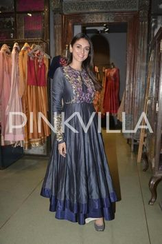 Anarkali Dress, Pakistani Dresses, Indian Dresses, Indian Outfits, Mode Bollywood, Bollywood Fashion, Bollywood Stars, Bollywood Actress, Indian Attire