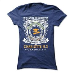 for YOU who graduated from Charlotte High School - #sweatshirt pattern #sweater shirt. ORDER HERE => https://www.sunfrog.com/States/for-YOU-who-graduated-from-Charlotte-High-School-Ladies.html?68278