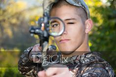 Senior Photos, Conner High School Senior, Senior 2015, boy poses, photography, senior portraits, male poses, hunter, senior pose, bow and arrow