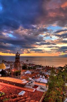 Puerto Vallarta, Mexico. We will see this live in 4 days :)