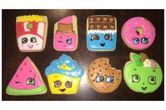 Shopkins Cookies Facebook.com/kristenscookiecreations
