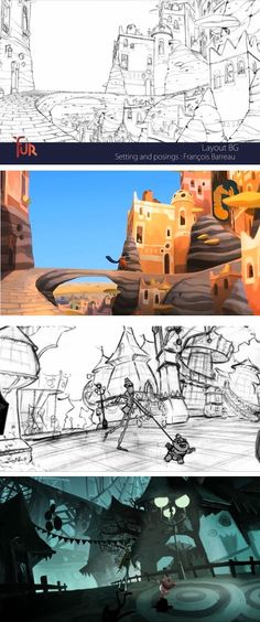 GOBELINS school animation | the past about the wonderful student animation coming out of Gobelins ...
