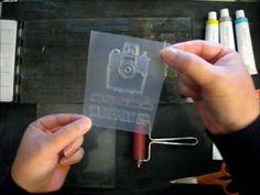 images about Letterpress DIY Letterpresses