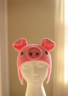 Bacon hat.