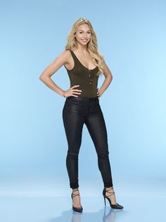 Corinne Olympios -- 6 things to know about Nick Viall's 'The Bachelor' bachelorette Corinne Olympios -- 6 things to know about The Bachelor bachelorette competing for Nick Viall's heart. #TheBachelor #CorinneOlympios #NickViall #Frasier @TheBachelor