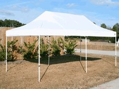 King Canopy 20 Foot x 10 Foot Festival Straight Leg Instant Canopy