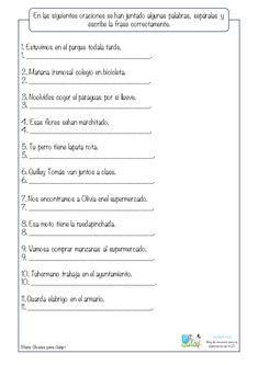 Elementary Spanish, Spanish Class, Alter, Worksheets, Acting, Math, School, Google, Spanish