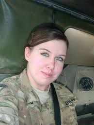 Honoring Army Spc Mikayla A Bragg, died in Afghanistan. Honor her so she is not forgotten. Fallen Heroes, Fallen Soldiers, Pride Of America, Afghanistan War, Support Our Troops, Military Women, Lest We Forget, Real Hero, American Soldiers