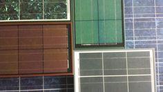 Gekleurde zonnepanelen bisol solar spectrum