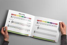 Boomwhackers® Tube Sheet Music: Ode to Joy (Ludwig van Beethoven) by HardPlayed