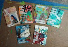 Cards by Anne Gaffney - Lehl