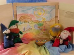Littlest Birds » Blog Archive » Enter stage right . . . the math gnomes