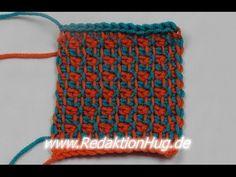 175 Best Tunisian Crochet Non English Free Video Tutorials Lessons