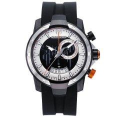 Men's TechnoMarine UF6 Magnum Swiss Quartz Watch with Silicon Band
