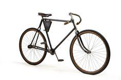 Altes Fahrrad STYRIA GRAZ WERKE sportliche Lenker