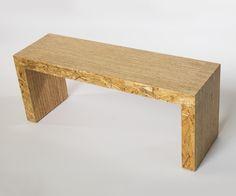 OSB Bench   Doolittle Design Co.