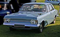 Ford Zephyr 3008E  Mk IV '66 - '72