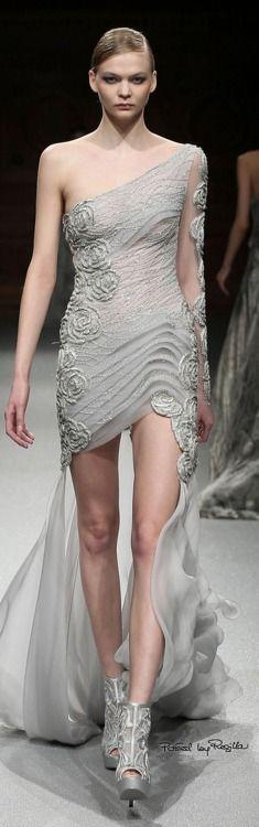 Regilla ⚜ Tony Ward couture SS 2015