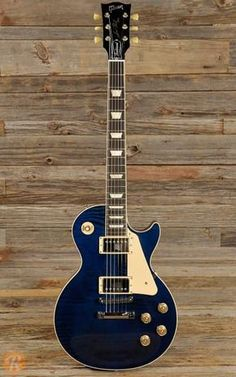 Gibson Les Paul Traditional Chicago Blue (2013)