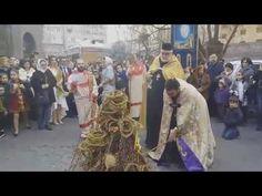 People in Yerevan celebrate Trndez. VIDEO!
