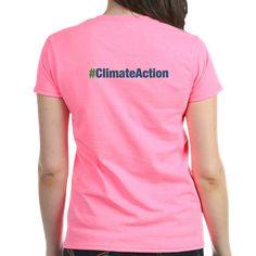 Climate Action Women's Dark T-Shirt