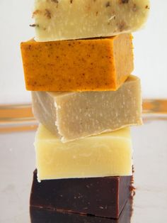 Sampler of Cold Process Soap Made with Organic by herbanlifestyle, $6.00