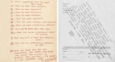 All images via Knoll As it turns out, famed modernist Eero Saarinen was also quite the romantic. Just look at this delightful series of love letters between Eero and his...