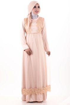 Lolita Peach Maxi Dress   Dress Muslim wanita Online   GrosirBajuMuslim.id   Covering Story   Produsen Grosir Baju Muslim Online   Terima Dropship dan Reseller   087878606010   BB 25eab740#hijab#hijabdress#hijabfashion#hijabStore#HijabIndonesia#HijabOlshop#hijaberscommunity#selebgram#hijabi#hijabee#hijabers#hijabstyle#hijabfashion#hijabshop#syari#islamicfashion Rp 199,900