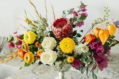 Floral arrangement f