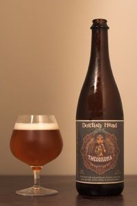 Dogfish Head Theobroma  I take back what I said earlier, THIS is the best beer ever freaking made ever.