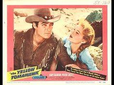 The Yellow Tomahawk (1954) Rory Calhoun, Peggie Castle and Noah Beery Jr. - YouTube