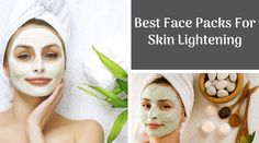 Best Face Packs For Skin Lightening Skin color is by no means a measure of beauty. Best Beauty Tips, My Beauty, Beauty Secrets, Beauty Skin, Beauty Hacks, Hair Beauty, Skin Tips, Skin Care Tips, Best Skin Care Routine