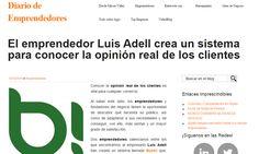 El emprendedor Luis Adell crea un sistema para conocer la opinión real de los clientes  http://diariodeemprendedores.com/emprendedores-emprender/byom-opinion-real-de-los-clientes.html