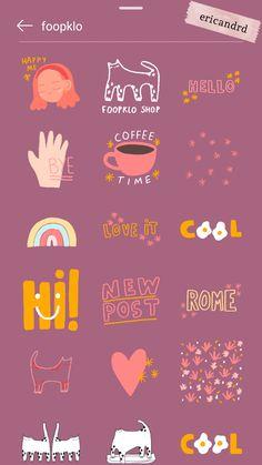 Tips Instagram, Instagram Editing Apps, Instagram Emoji, Instagram And Snapchat, Instagram Story Template, Instagram Story Ideas, Instagram Quotes, Instagram Feed, Instagram Caption