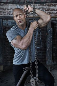 Dwayne 'The Rock' Johnson British GQ cover shoot. Earlier this year we decamped to Savannah, Georgia, to photograph our July cover star Dwayne 'The Rock' Johnson. The Rock Dwayne Johnson, Dwayne The Rock, Wwe The Rock, Rock Johnson, Rock Rock, Bodybuilder, The Rok, Dominic Toretto, Fitness Gym