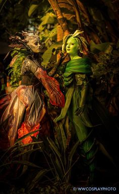 """Another CosPlay that would look great in LARP - """"The Firstborn by CosplayInABox on deviantART"""" [from Guild Wars 2]"""