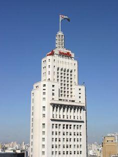 Edifício Altino Arantes (Sede do Banespa) - São Paulo - Brasil