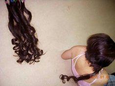 367b538b71cba108474ef885fe405e37 | Bobby Ocean | Flickr Long Black Hair, Long Hair Cuts, Long Hair Styles, Long Hair Ponytail, Ponytail Hairstyles, Fall Hair, Cut And Style, Hair Color, Lady