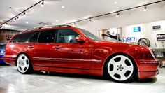 Mercedes E430T S210 Wald Bodykit   BENZTUNING   Performance and Style