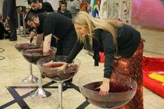 O AGRESTE PRESBITERIANO: Casal de pastores unge vinho da Santa Ceia e gera ...